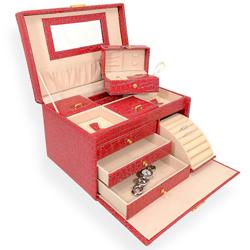 Obrázek č. 1 k produktu: Šperkovnice JKBox SP951-A6
