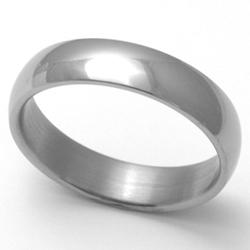 Pánský titanový snubní prsten TTN0101