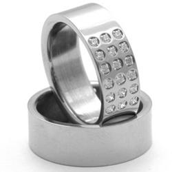 Obrázek č. 1 k produktu: Dámský titanový snubní prsten TTN2802