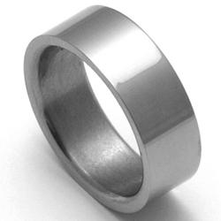 Pánský titanový snubní prsten TTN2801