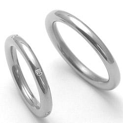 Obrázek č. 1 k produktu: Pánský titanový snubní prsten TTN3201
