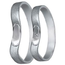 Snubní prsteny kolekce U4