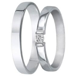 Snubní prsteny kolekce U8