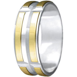 Snubní prsteny kolekce VIOLA_19-L
