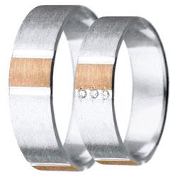 Snubní prsteny kolekce VIOLA_7