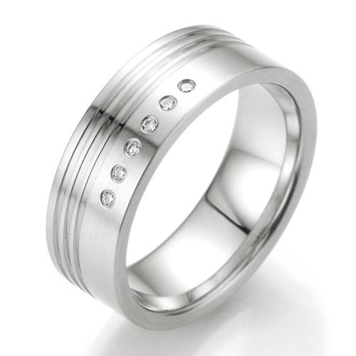 Dámský snubní prsten TeNo 069-22S01-D29
