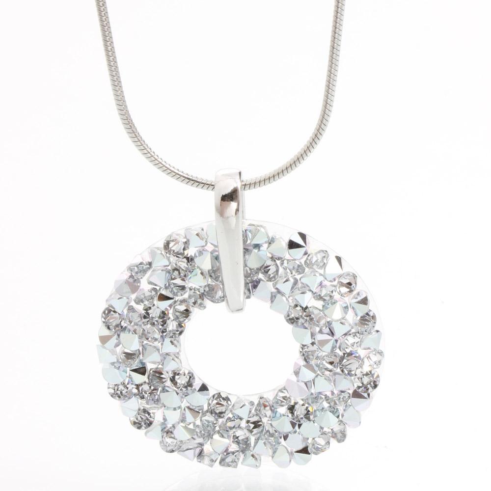 Náhrdelník s krystaly Swarovski Rock 30 11300658CR