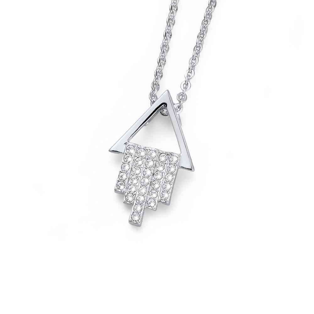 Přívěsek s krystaly Swarovski Oliver Weber Cascade 11712
