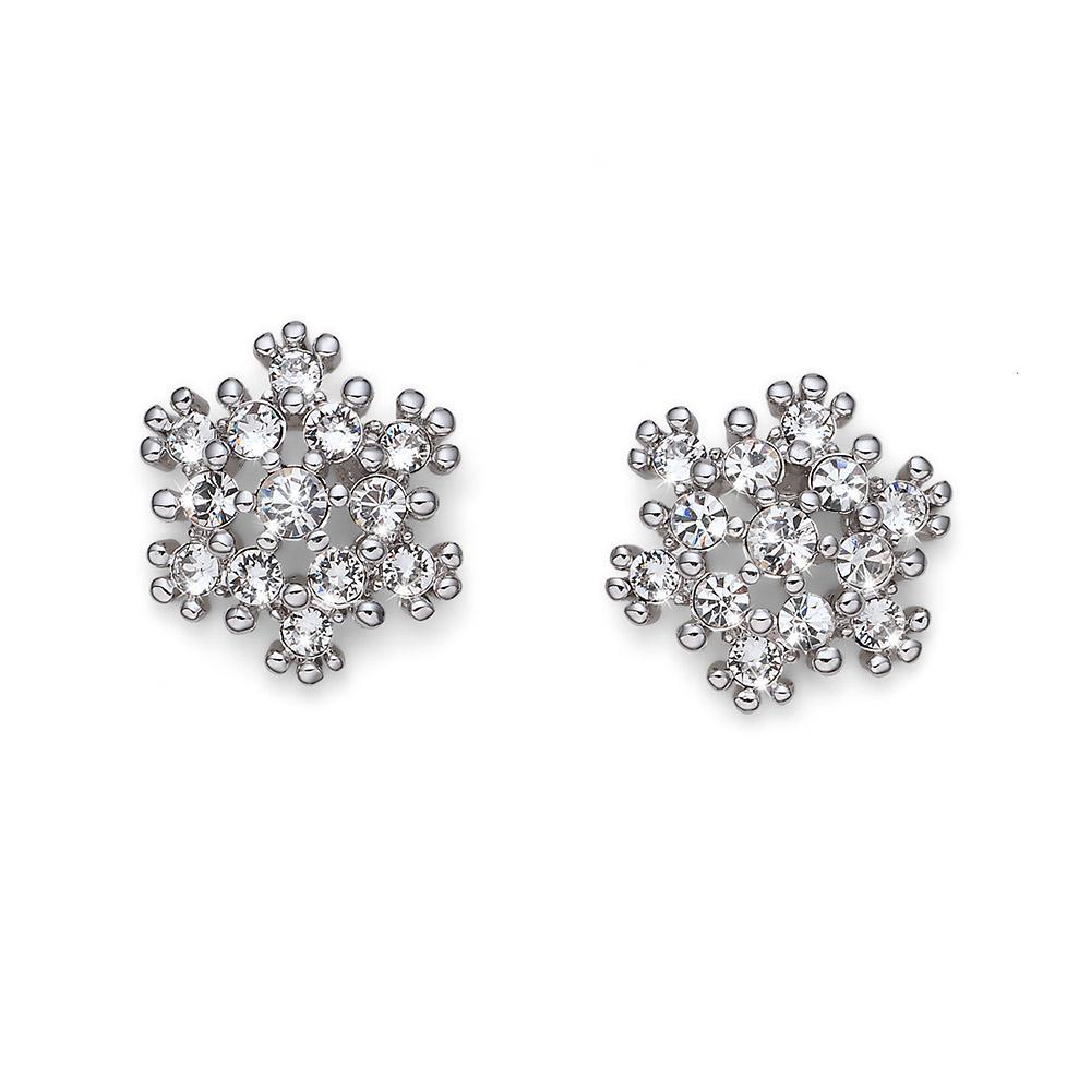 Náušnice s krystaly Swarovski Oliver Weber Puls  22615