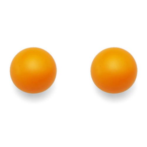 Náušnice Oliver Weber Combi Neon Orange