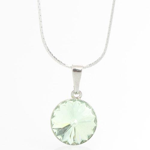 Náhrdelník s krystalem Swarovski Rivoli 12 43112212CHRIS