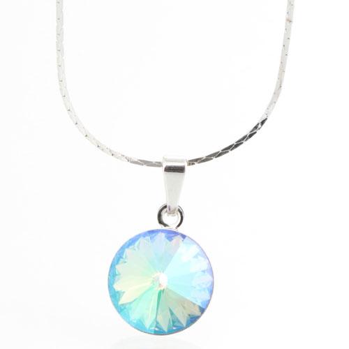 Náhrdelník s krystalem Swarovski Rivoli 12 43112212LUM