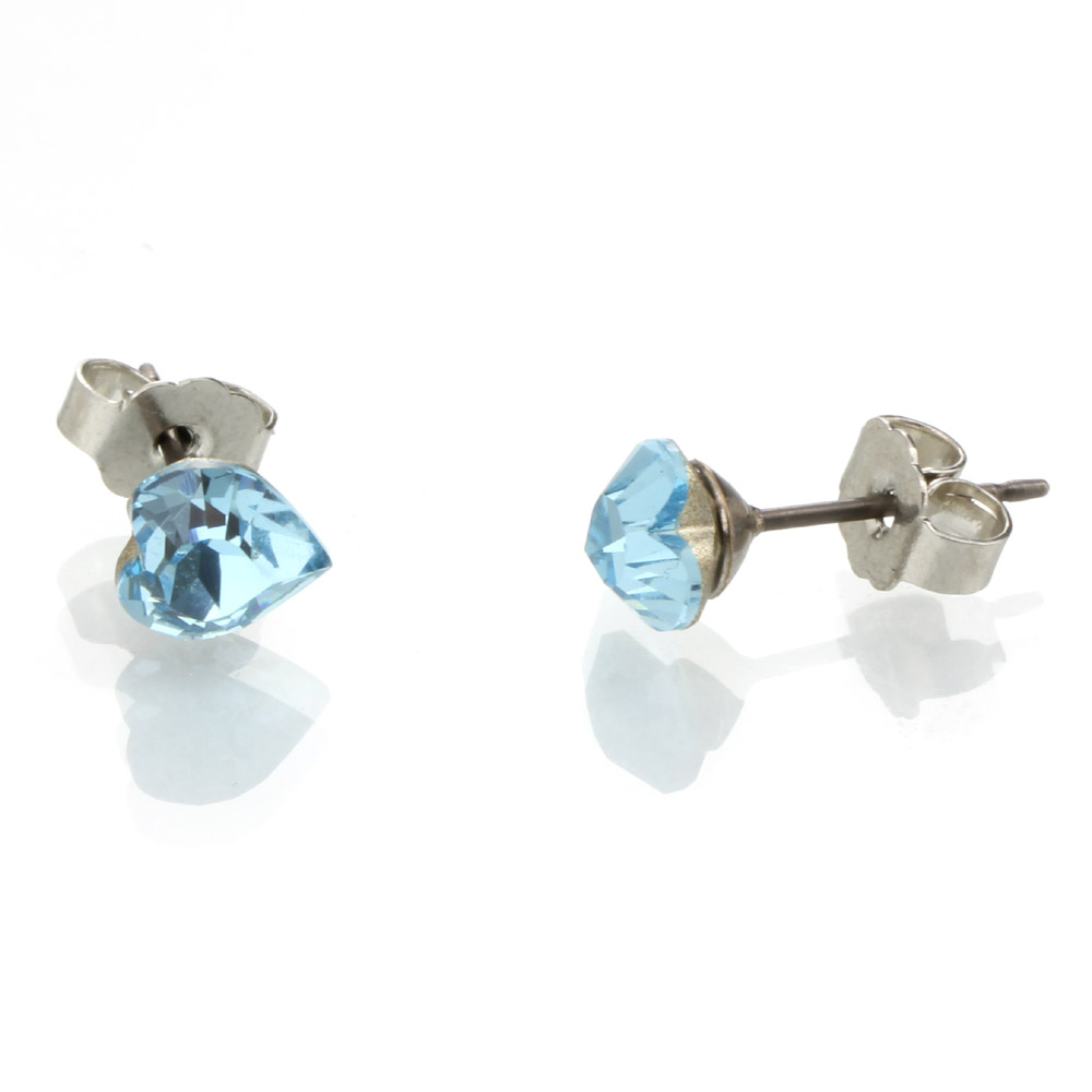 Náušnice s krystaly Swarovski 713854AQ