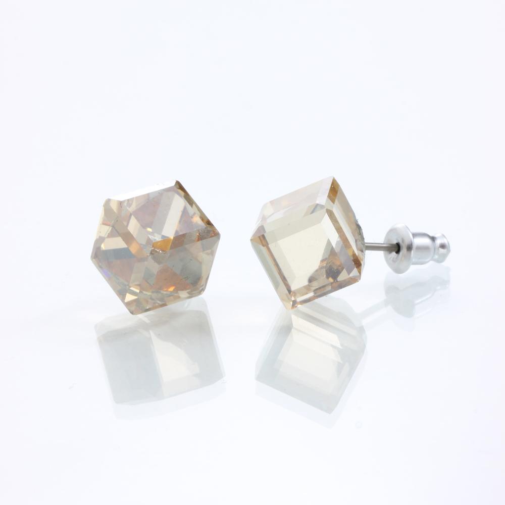 Náušnice s krystaly Swarovski 713887G