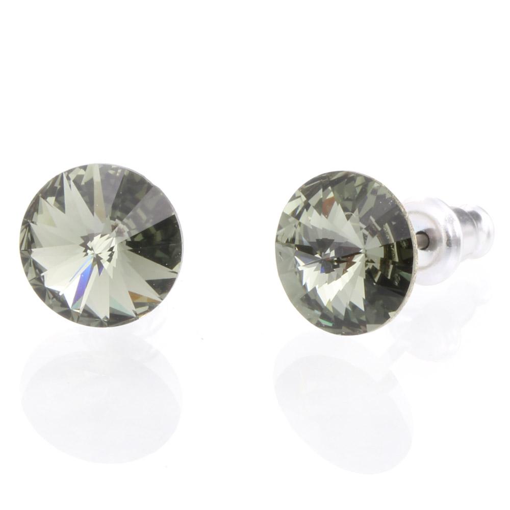 Náušnice s krystaly Swarovski 793853BD