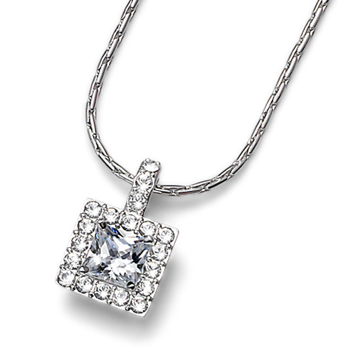 Přívěsek s krystaly Swarovski Oliver Weber Age Crystal