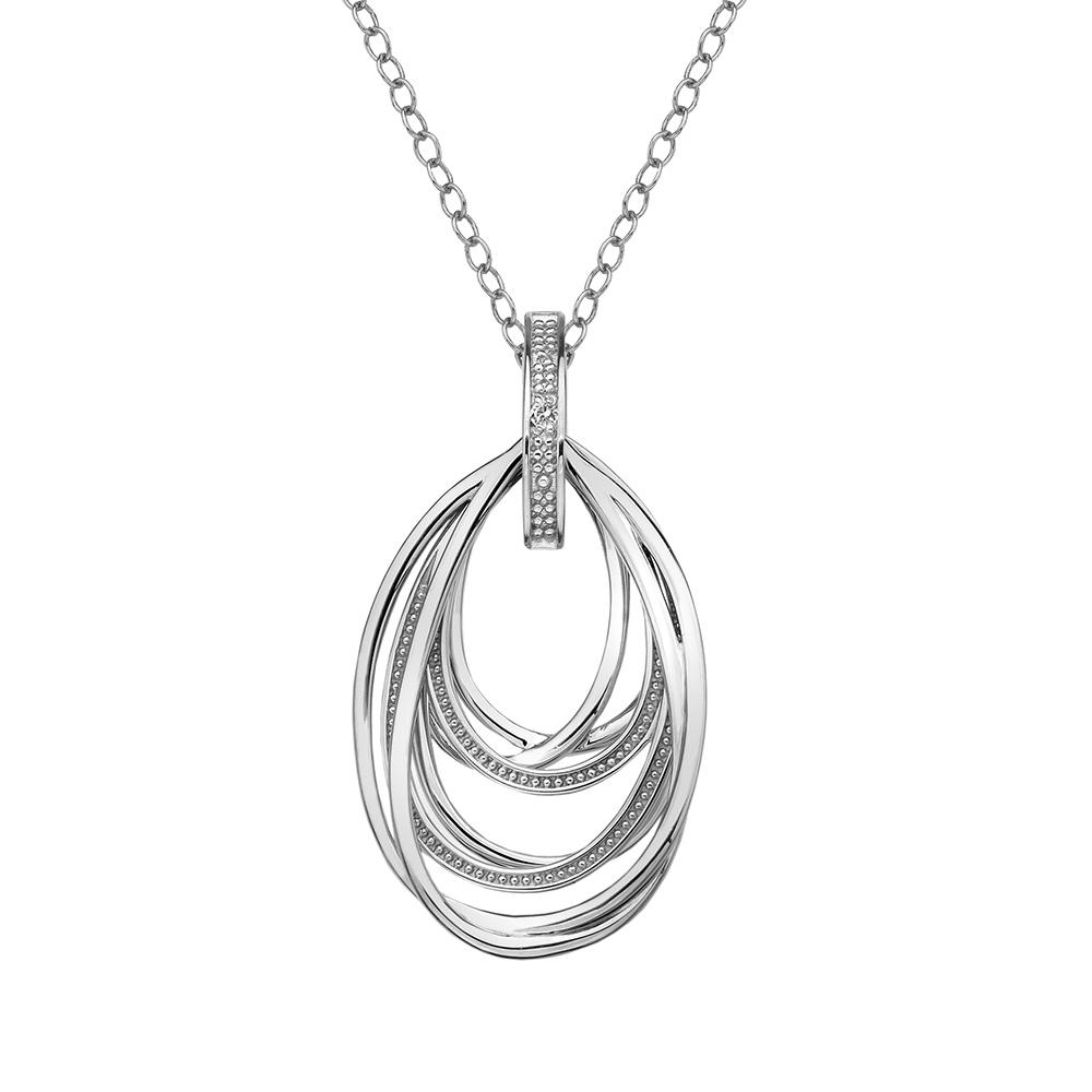 Stříbrný přívěsek Hot Diamonds Chandelier Vintage