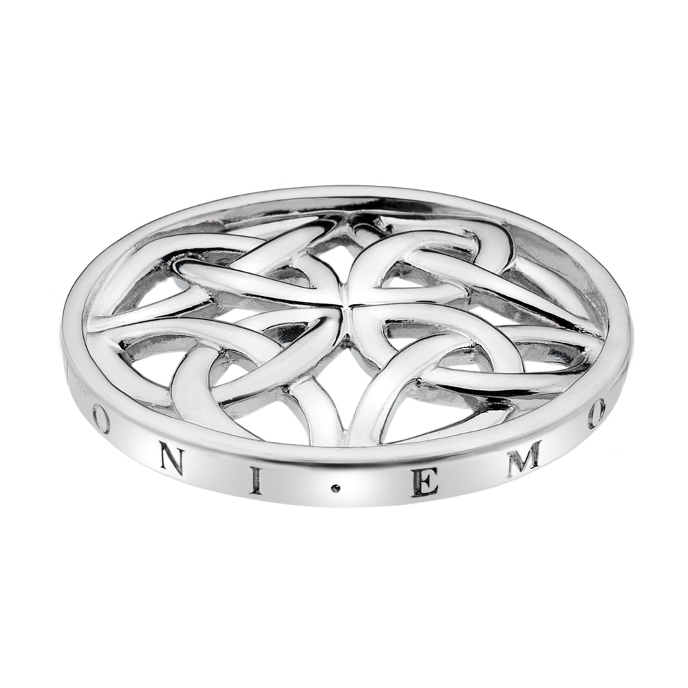 Pøívìsek Hot Diamonds Emozioni Celtic Knot Coin