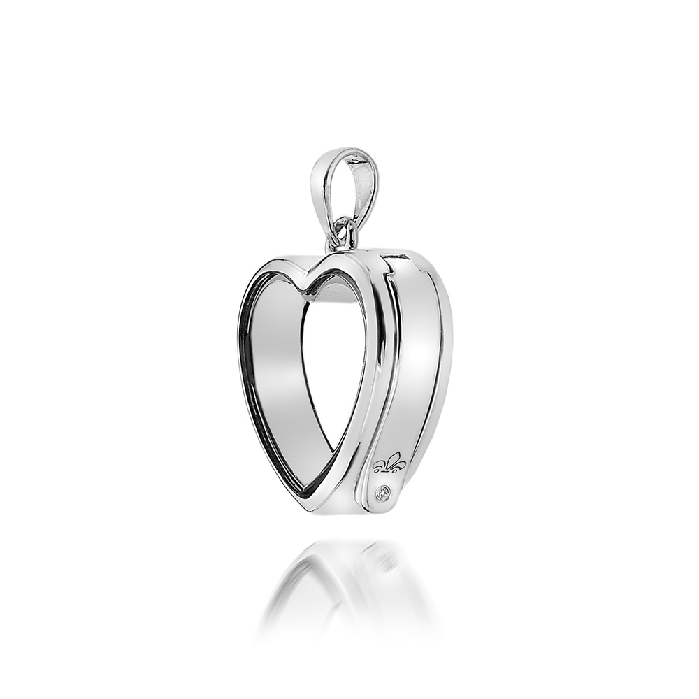 Přívěsek na elementy Hot Diamonds Anais Srdce EX001