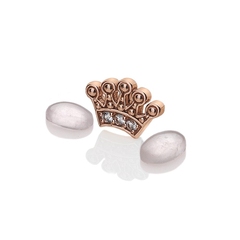 Pøívìsek Hot Diamonds Koruna Anais element EX119