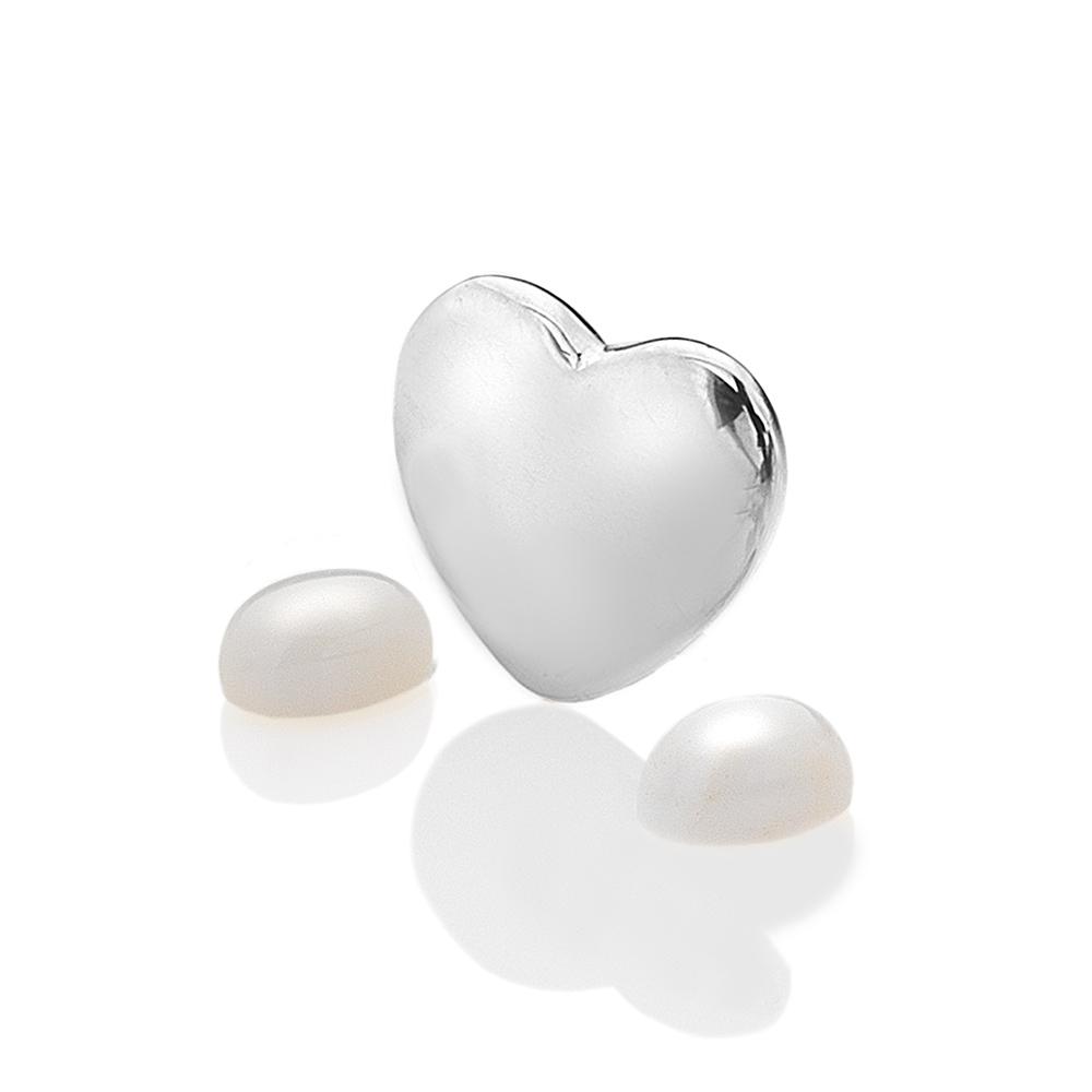 Pøívìsek Hot Diamonds Srdce Èerven Anais element EX125