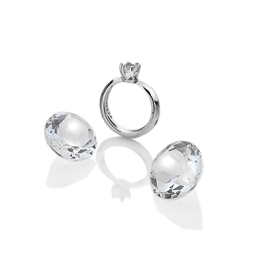Pøívìsek Hot Diamonds Prstýnek Anais element EX202