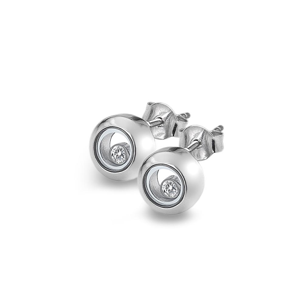 Støíbrné náušnice Hot Diamonds Anais AE015