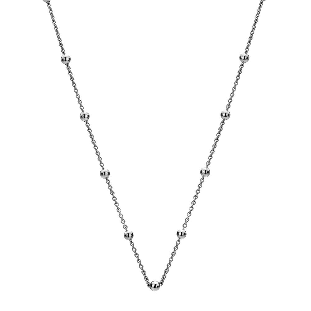 Stříbrný řetízek Hot Diamonds Emozioni Intermittent Silver 76