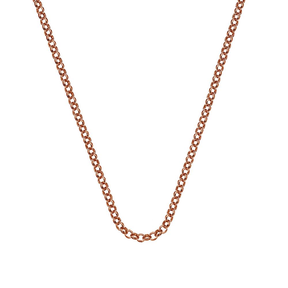 Stříbrný řetízek Hot Diamonds Emozioni Belcher Rose 45