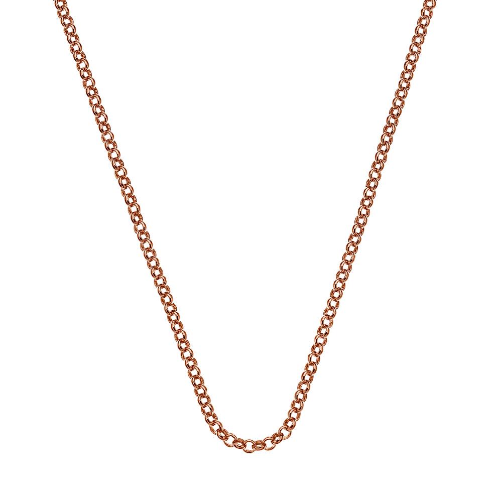 Stříbrný řetízek Hot Diamonds Emozioni Belcher Rose 61