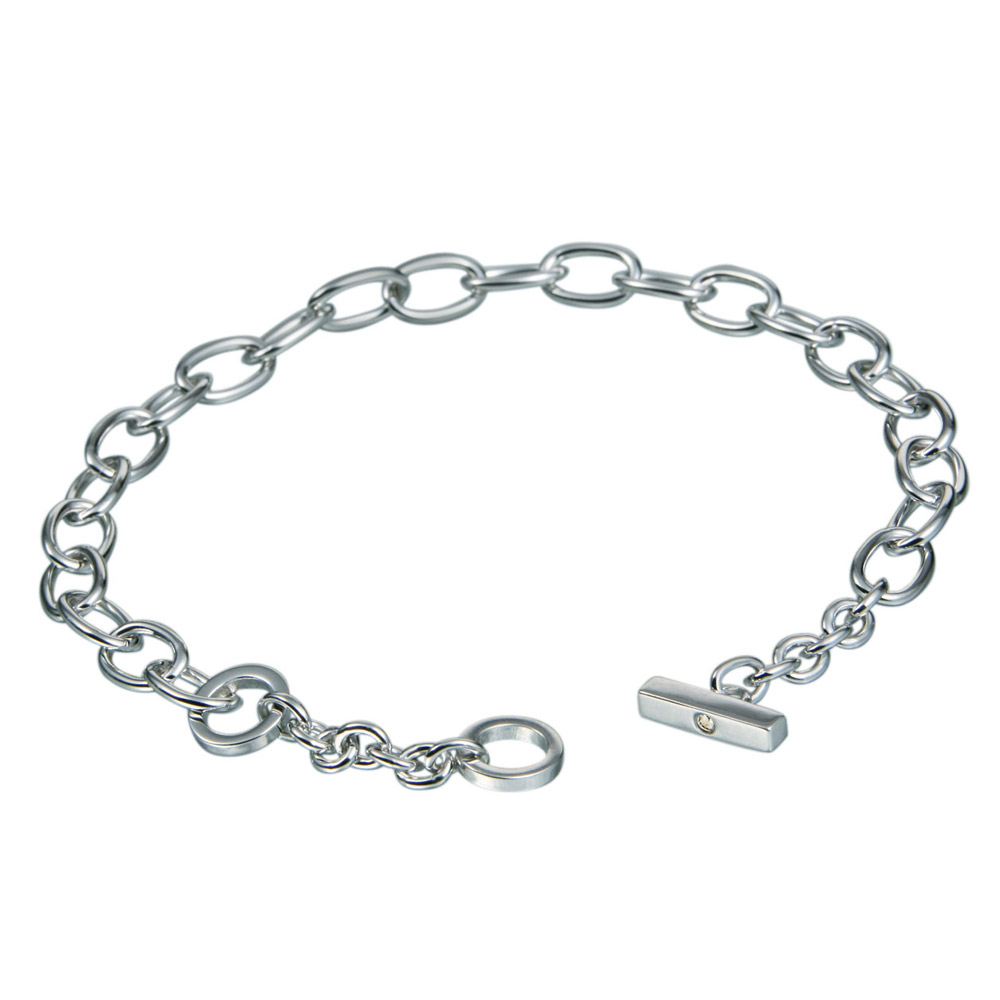 Náramek Hot Diamonds Charm Classic Silver