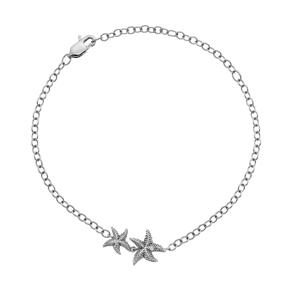 Støíbrný náramek Hot Diamonds Daisy DL587