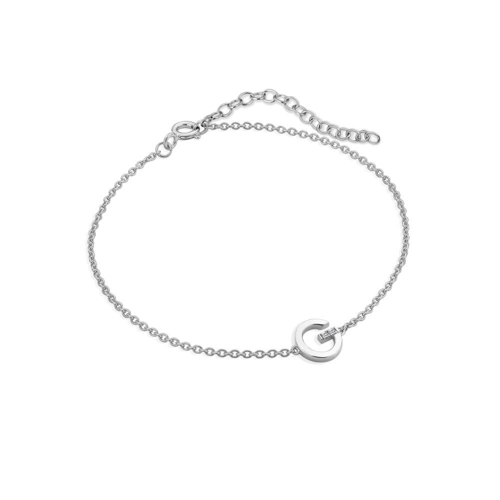 Náramek Hot Diamonds Love Letters G DL618