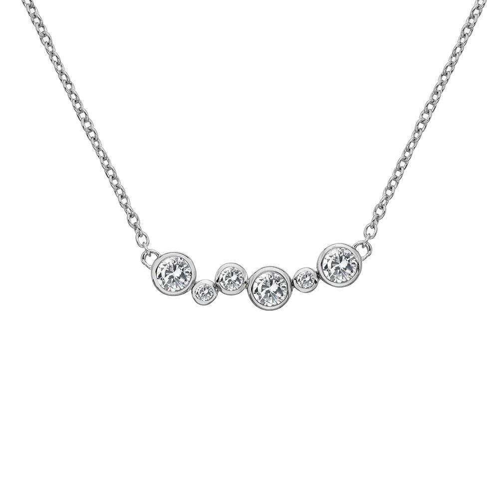 Stříbrný náhrdelník Hot Diamonds Tender DN147