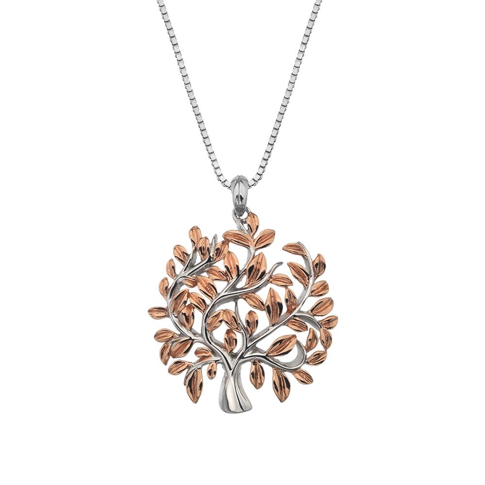 Stříbrný přívěsek Hot Diamonds Jasmine RG DP701
