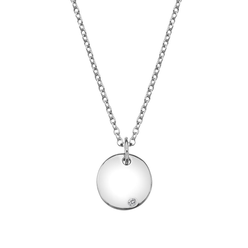 Stříbrný přívěsek Hot Diamonds Iris DP703