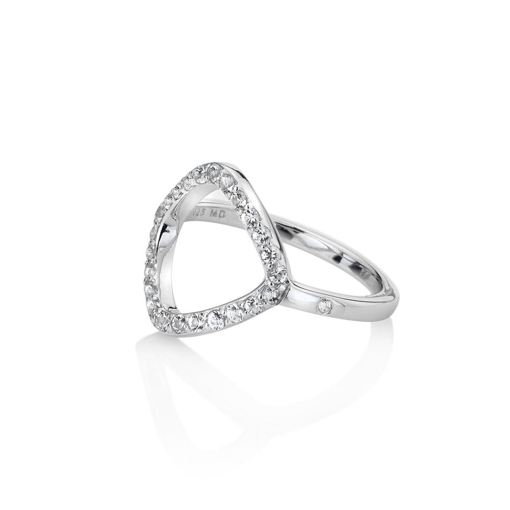Prsten Hot Diamonds Behold DR221
