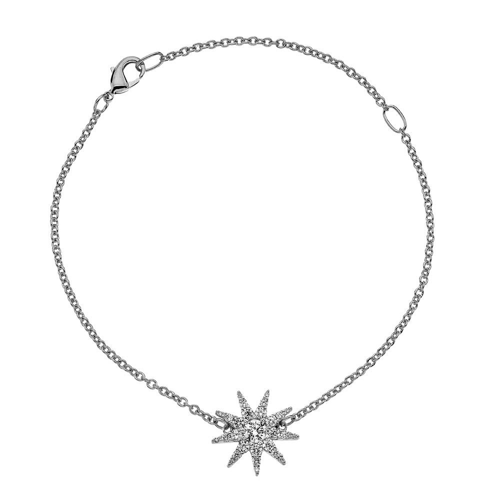 Náramek Hot Diamonds Emozioni Stella EB078