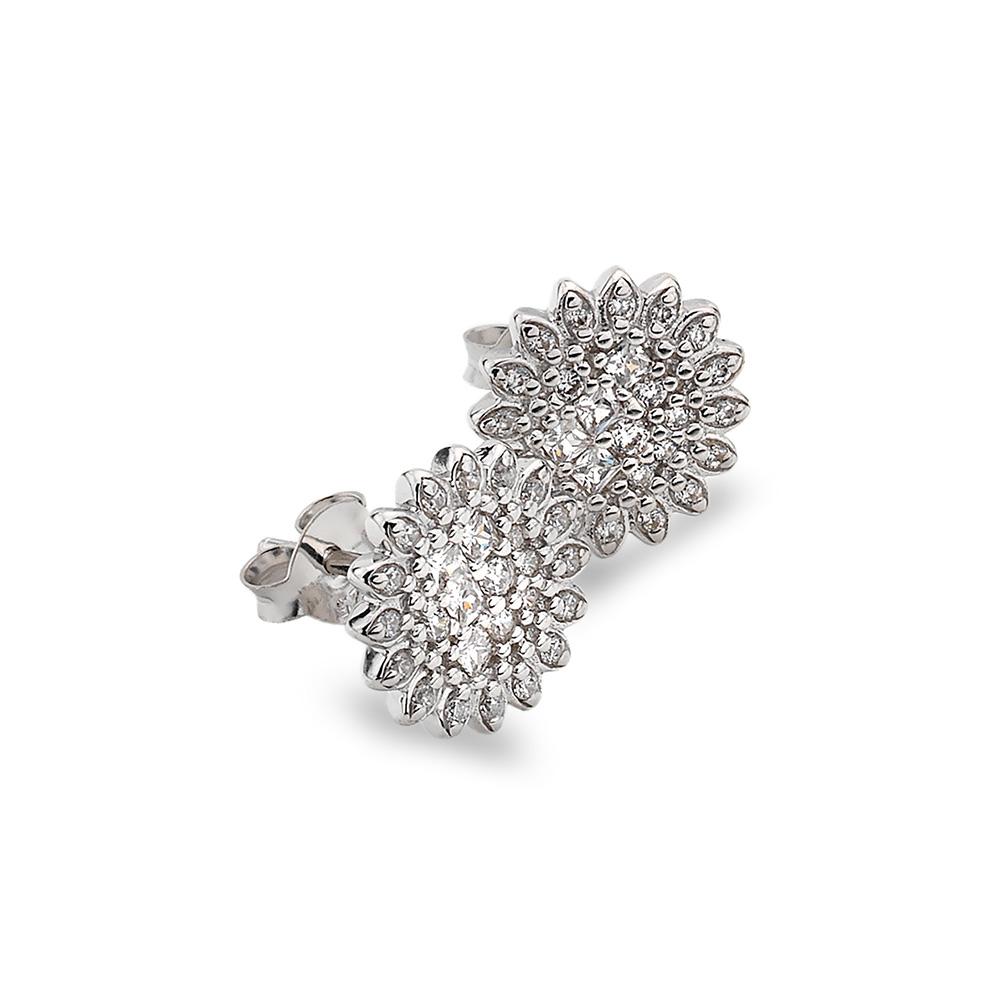Støíbrné náušnice Hot Diamonds Emozioni Spirzzare EE031