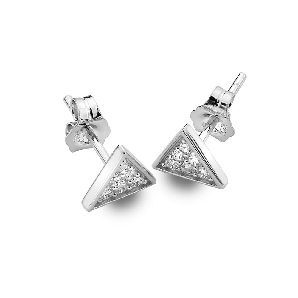 Støíbrné náušnice Hot Diamonds Emozioni Cleopatra EE034
