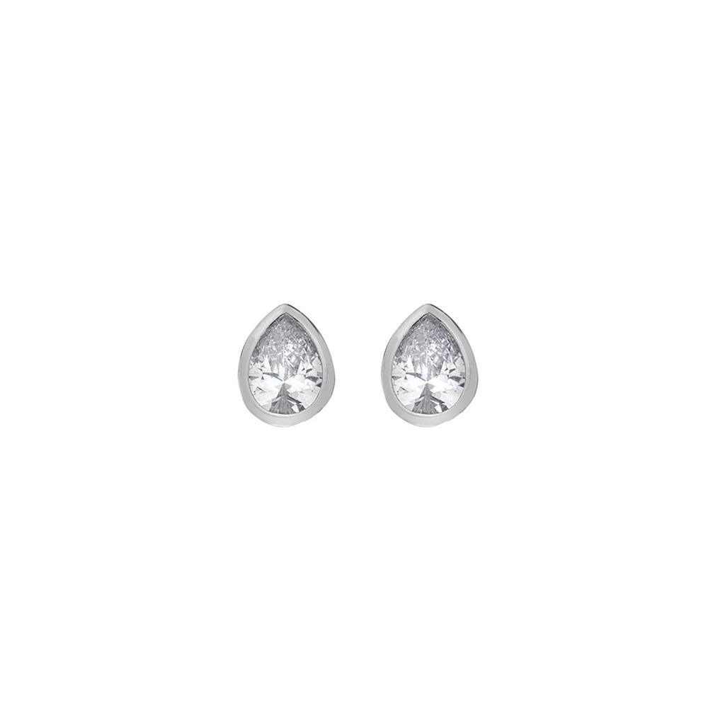 Náušnice Hot Diamonds Emozioni Acqua Amore EE038