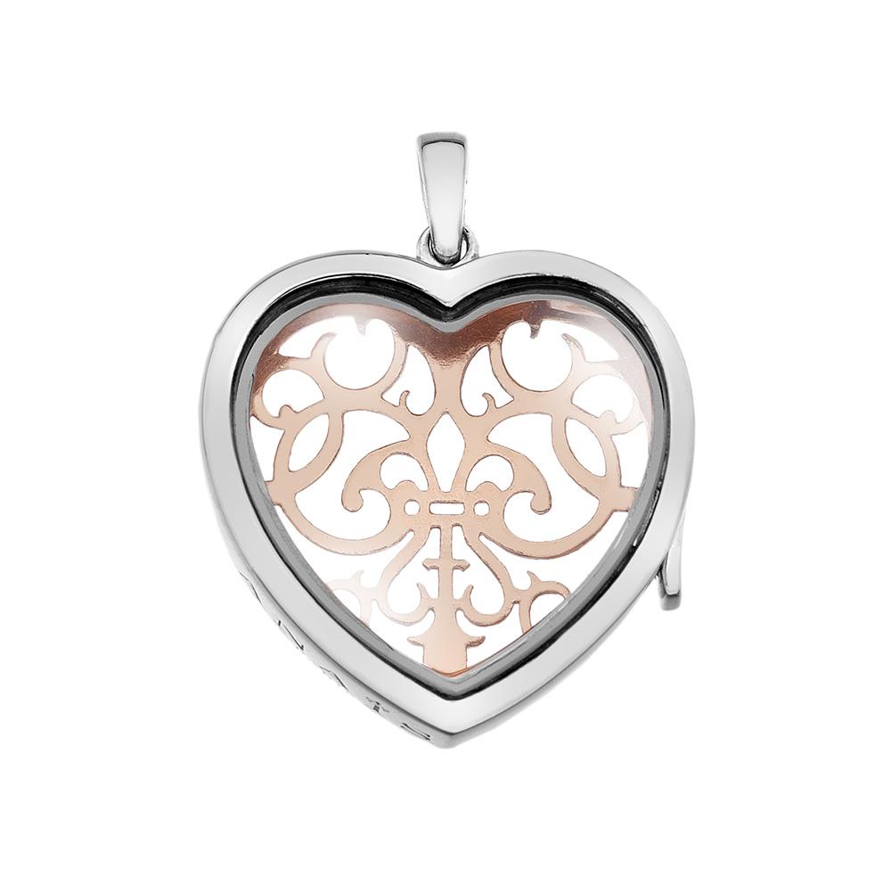 Pøívìsek na elementy Hot Diamonds Anais srdce RG AL014