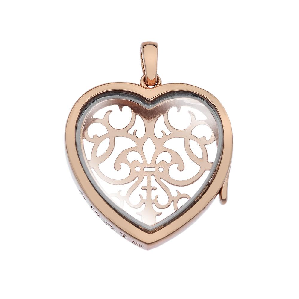 Pøívìsek na elementy Hot Diamonds Anais srdce RG AL013