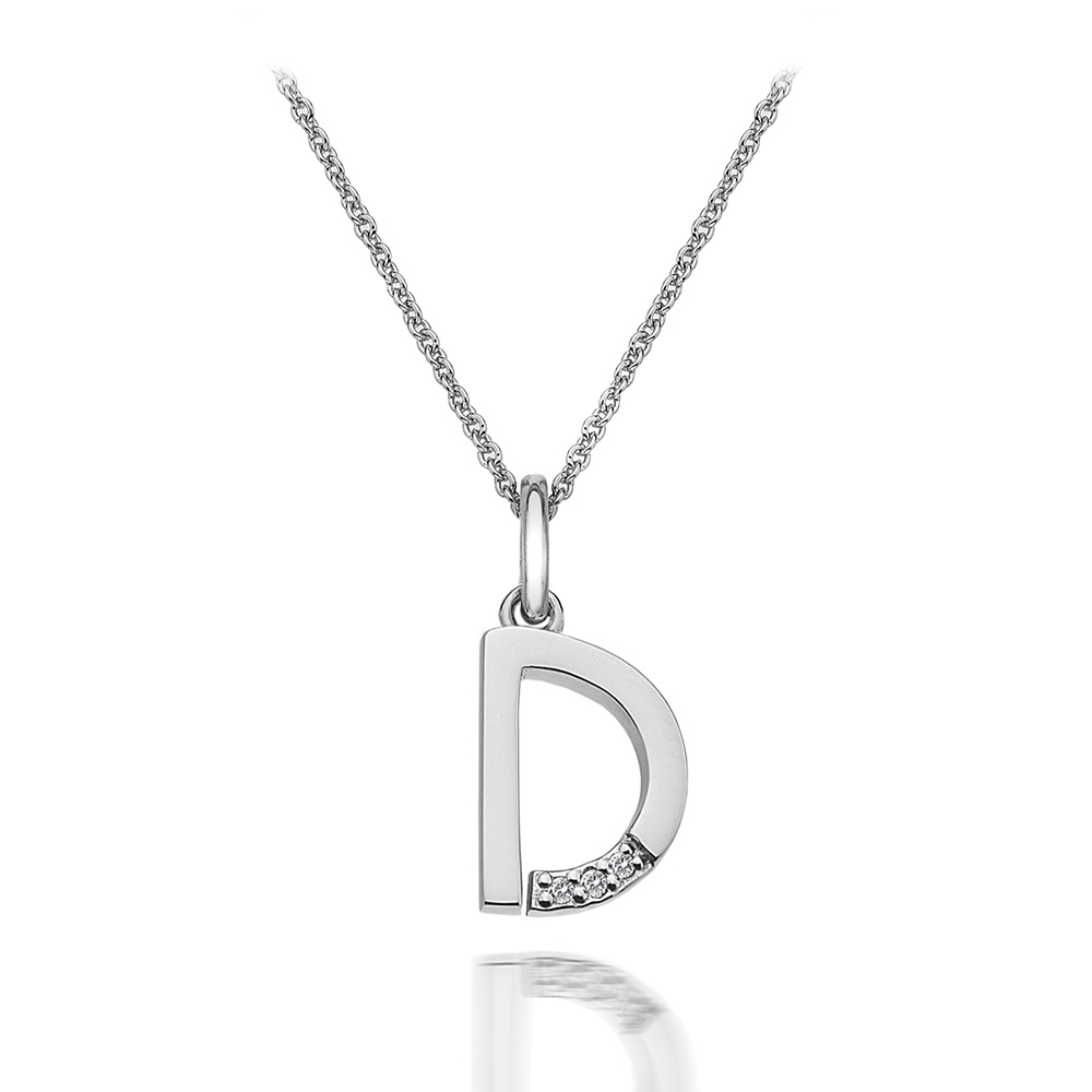 Pøívìsek Hot Diamonds Micro D Clasic DP404