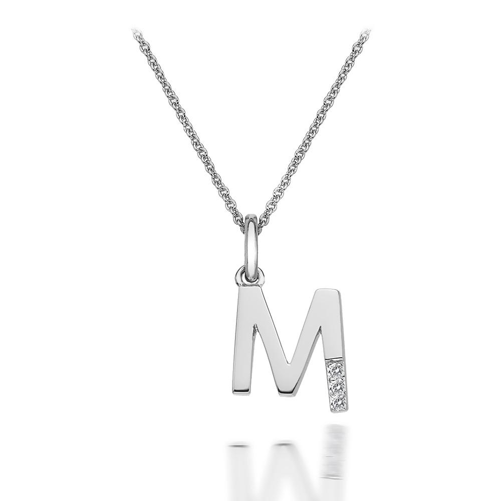 Pøívìsek Hot Diamonds Micro M Clasic DP413