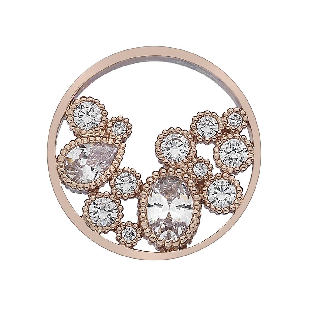 Pøívìsek Hot Diamonds Emozioni Freedom RG Coin 446-447