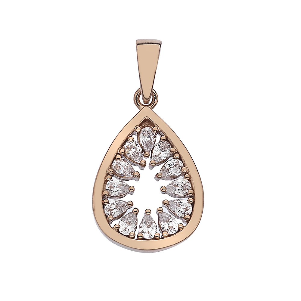 Pøívìsek Hot Diamonds Emozioni Eleganza RG EP020