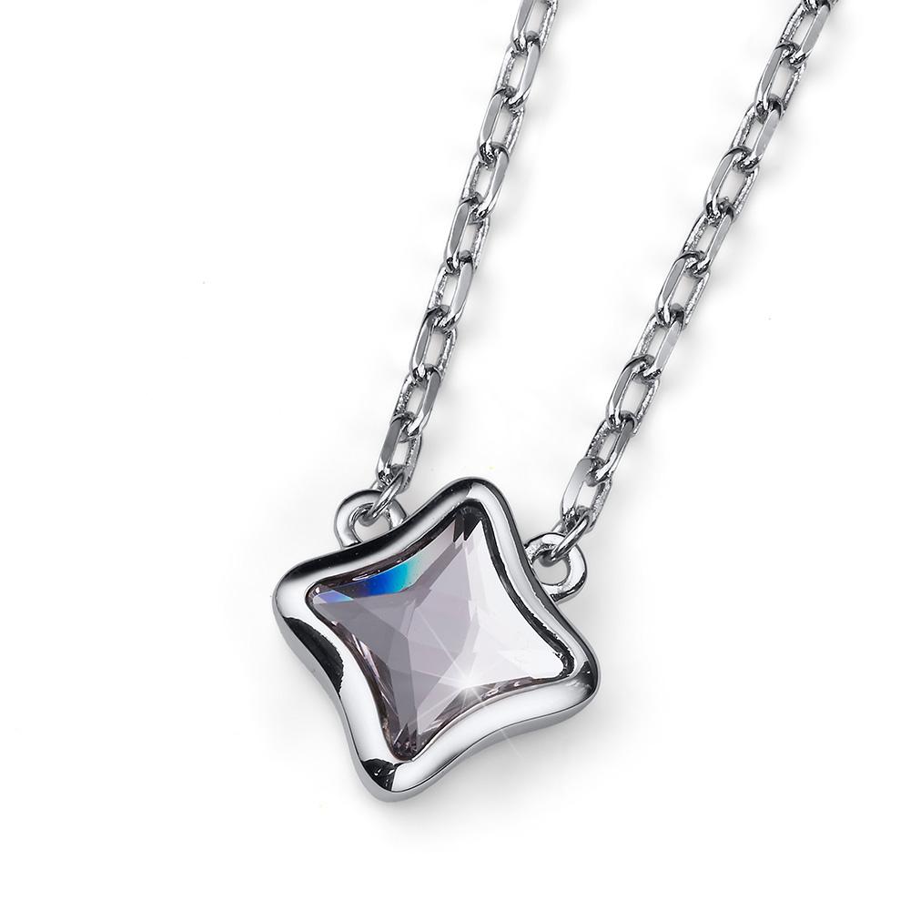 Stříbrný přívěsek s krystaly Swarovski Oliver Weber 11781