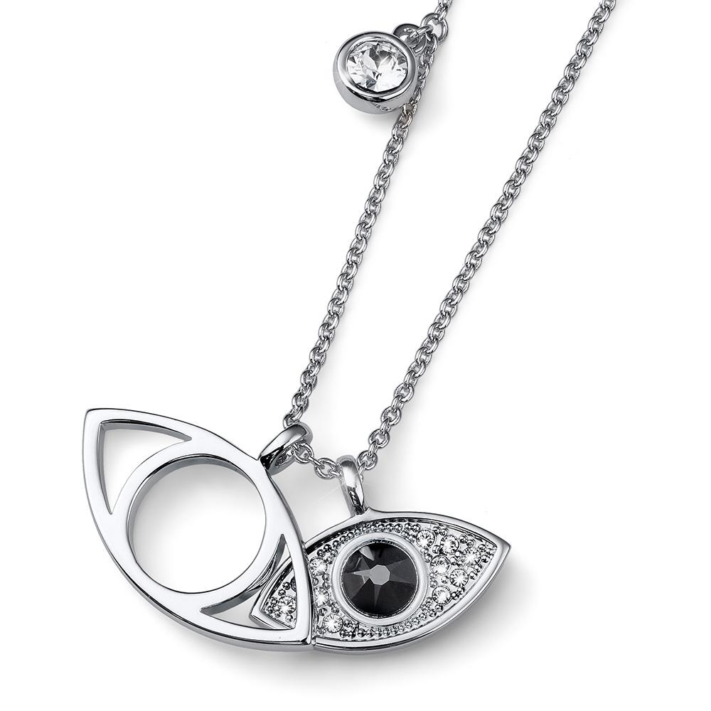 Stříbrný přívěsek s krystaly Swarovski Oliver Weber 11797