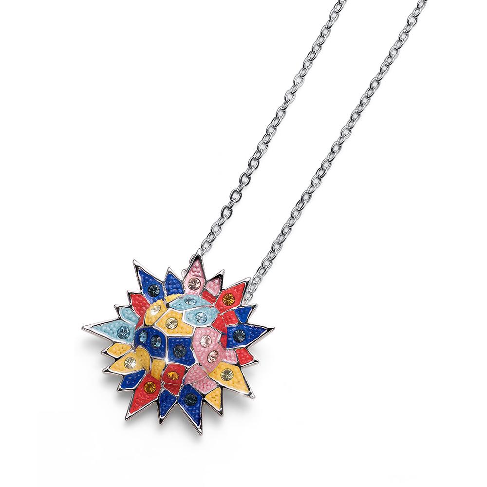 Přívěsek s krystaly Swarovski Oliver Weber Sun 11824